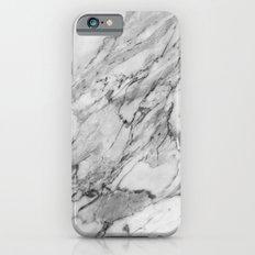 Carrara Marble iPhone 6 Slim Case