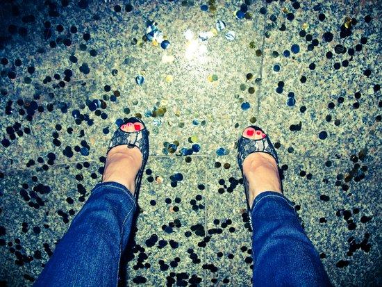 twinkle toes Art Print