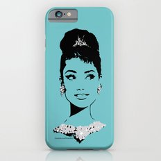 Audrey in Tiffany Slim Case iPhone 6s