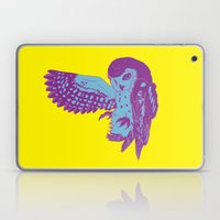 Saw-Whet Owl Laptop & iPad Skin