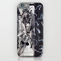 iPhone & iPod Case featuring Psychoactive Bear 5 by Hazeart