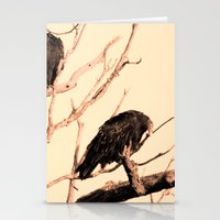 Turkey Vultures Stationery Cards