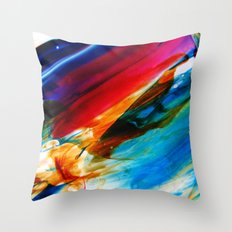 criticality Throw Pillow