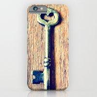 Heart Shaped Key iPhone 6 Slim Case