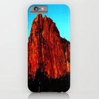 The red Rock iPhone 6 Slim Case