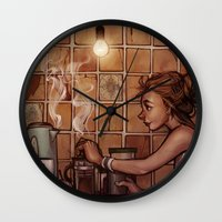 Cafe Presse Wall Clock