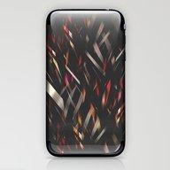 Leafy Panda iPhone & iPod Skin