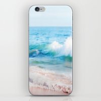 Aquamarine Dreams 1 iPhone & iPod Skin