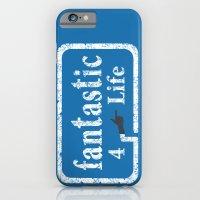 Fantastic 4 Life iPhone 6 Slim Case