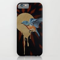 Blue Bird iPhone 6 Slim Case