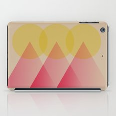 Mountains and Suns iPad Case