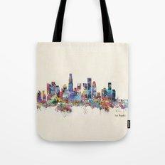 Los Angeles California S… Tote Bag