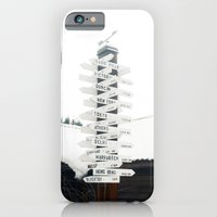 Directions to Anywhere iPhone 6 Slim Case