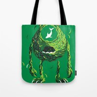 Wazowski Of Fish Tote Bag