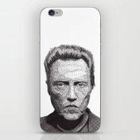 Christopher iPhone & iPod Skin