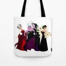 Bad Witches Tote Bag