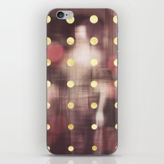 Focus and Shine iPhone & iPod Skin