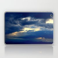 Deep Blues Laptop & iPad Skin