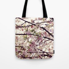 London Bloom Tote Bag