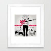 PRINT Nº031 Framed Art Print
