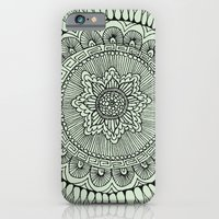 Mandala 3 iPhone 6 Slim Case