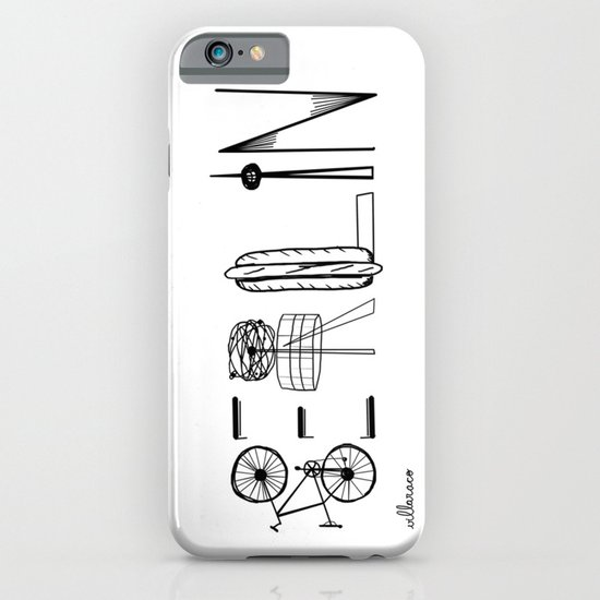 Be brave in Berlin iPhone & iPod Case