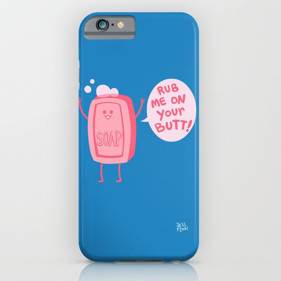 Lil' Soap iPhone & iPod Case