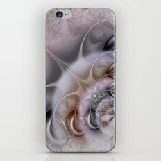 chains on stone -6- iPhone & iPod Skin