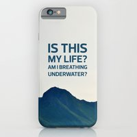 Is this my life? iPhone 6 Slim Case