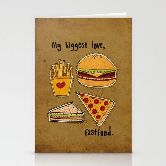 My Biggest Love Stationery Card