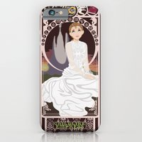 iPhone & iPod Case featuring Childlike Empress Nouveau - Neverending Story by CaptainLaserBeam