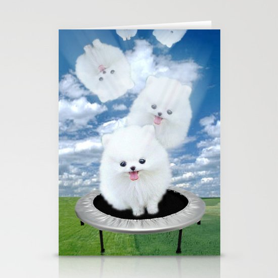 Launch Pad Stationery Card
