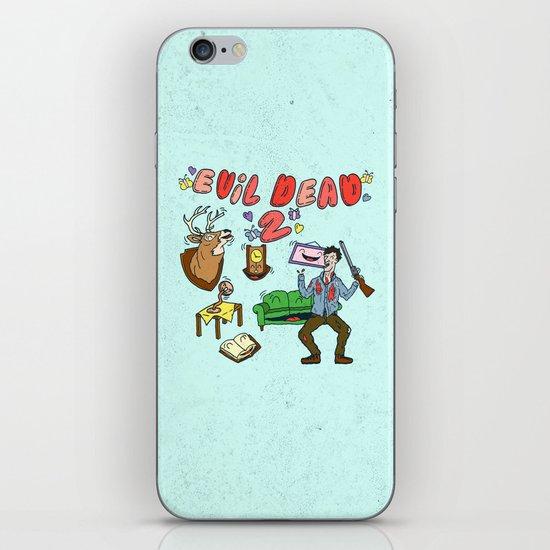 ♥ EVIL DEAD 2 ♥ iPhone & iPod Skin