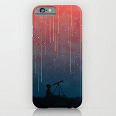 Meteor Rain iPhone 6 Slim Case