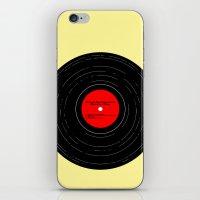 Born To Run- Bruce Sprin… iPhone & iPod Skin