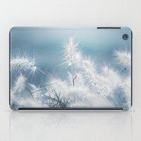 The Art Of A Soft Landin… iPad Case