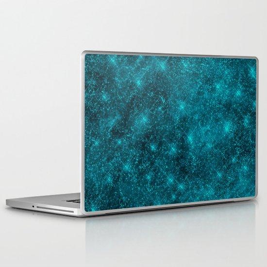 Sequin series crystal Laptop & iPad Skin