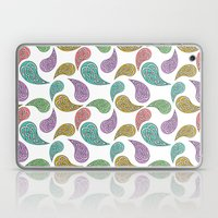 Paisley Party Laptop & iPad Skin