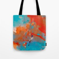 Tote Bag featuring ANALOG zine - Treble clef by Msimioni