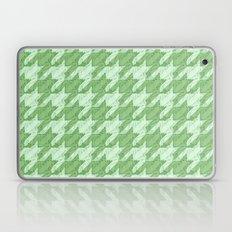 frog houndstooth Laptop & iPad Skin