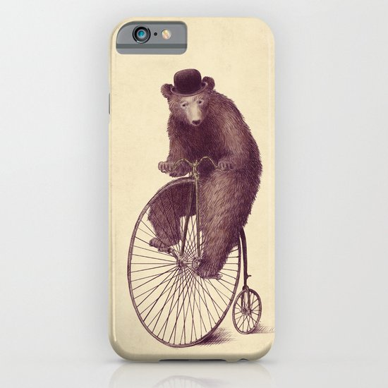 Morning Ride iPhone & iPod Case