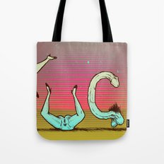 A Colorful Fuck™ Tote Bag
