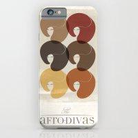 The Afro Divas iPhone 6 Slim Case