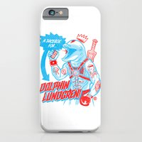 iPhone & iPod Case featuring A Juicebox for Dolphin Lundgren by Gimetzco's Damaged Goods