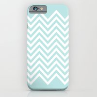 iPhone & iPod Case featuring Chevron by Krysti Kalkman
