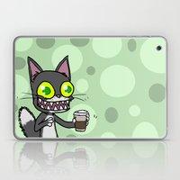 Coffee Cat Laptop & iPad Skin