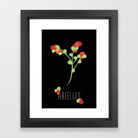 Arielles Framed Art Print