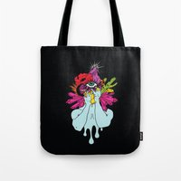 Say What? Tote Bag