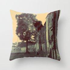 Plant Apocalypse Throw Pillow