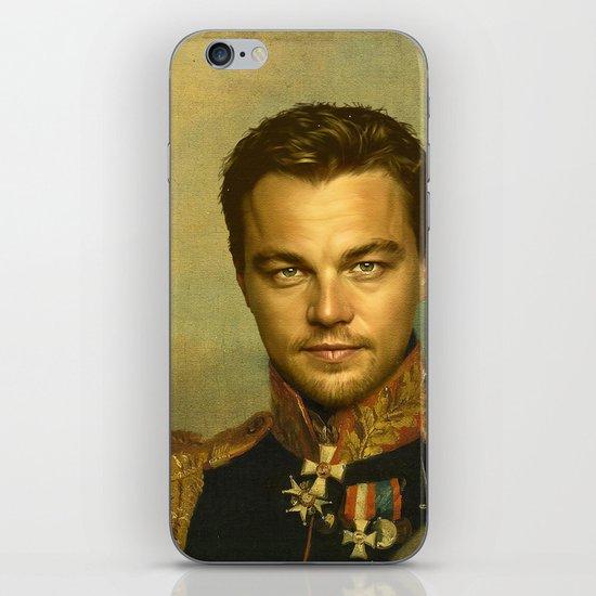 Leonardo Dicaprio - replaceface iPhone & iPod Skin
